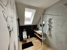 highlander house łazienka na wymiar